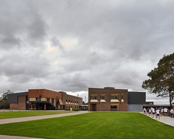 BUNBURY CATHOLIC COLLEGE MERCY CAMPUS
